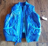 NWT: Old Navy Blue Down Vest (18-24 Months) in Fort Campbell, Kentucky