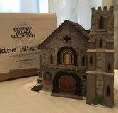 Department 56 Dickens Village Whittlesbourne Church with box in Westmont, Illinois