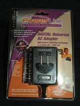 Power Line Digital Universal AC Adapter Converts AC to DC 1000mA in St. Charles, Illinois