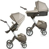 STOKKE XPLORY Stroller with Accessories in Ramstein, Germany