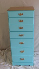 Updated Vintage Lingerie Chest in Houston, Texas