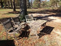 Table and 3 chairs in Conroe, Texas