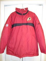 NEW NFL/Reebok Team Apparel Redskins Coat in Warner Robins, Georgia
