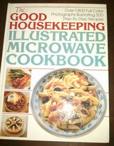 Good Housekeeping Illustrated Microvave Cookbook in Spring, Texas