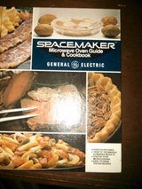 Spacemaker Microvave oven guide and cookbook in Spring, Texas