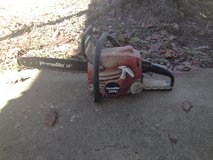 Chainsaw in Conroe, Texas
