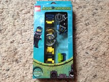 LEGO Aqua Raiders Watch in Camp Lejeune, North Carolina