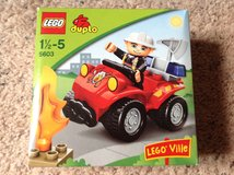 LEGO Duplo #5603 Fire Chief in Camp Lejeune, North Carolina