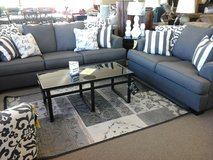 Loveseat, Sofa,end tables, coffee and lamps in Alamogordo, New Mexico