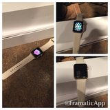 Apple Watch in Rose Gold in Moody AFB, Georgia
