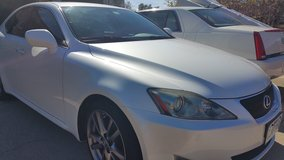 IS 250 LEXUS REDUCDED for quick sale! in bookoo, US