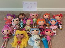 13-inch LaLaloopsy Doll Lot in Fort Lewis, Washington