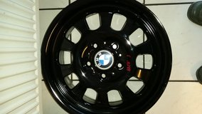 Rims painting in Ramstein, Germany