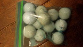 Golf balls in Columbus, Georgia