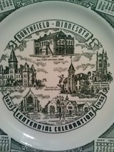 Northfield- Minnesota 1855 -Centennial-1955 Plate (Rare) in Alamogordo, New Mexico