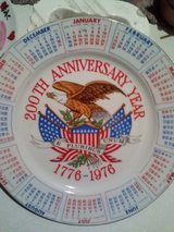 200th Anniversary year 1776- 1976  E Pluribus Unum  US Plate in Alamogordo, New Mexico