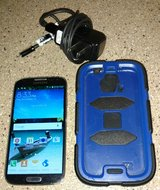 Samsung S4 with accessories in Houston, Texas
