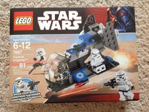 LEGO Star Wars 7667 Imperial Dropship in Camp Lejeune, North Carolina
