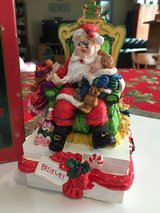 Santa's Lap Musical Figure in Clarksville, Tennessee