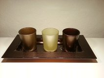 candle holder in Spangdahlem, Germany