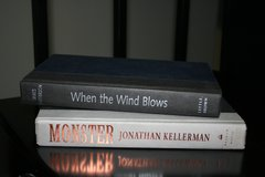 When the Wind Blows by James Patterson in Livingston, Texas