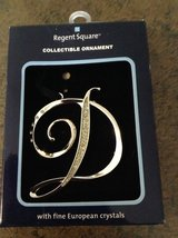 Letter ornament  new in Lockport, Illinois