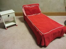 American Girl bed and table in Morris, Illinois