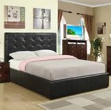 New Queen Bed with Mattress Included in Fort Irwin, California