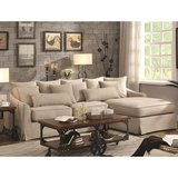 Knottley Slipcover Sectional in Fort Irwin, California