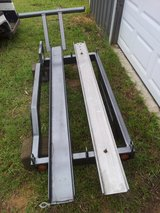 NEW PRICE DROP!  Deluxe Motorcycle Carrier, 5 yrs old, Excellent Condition in Fort Polk, Louisiana