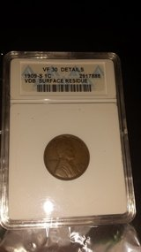 1909 S VDB Penny (REDUCED) in Pleasant View, Tennessee