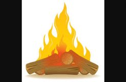 Firewood Logs And Kindling Nets For Sale in Lakenheath, UK