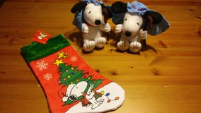 Snoopy Christmas in Kingwood, Texas