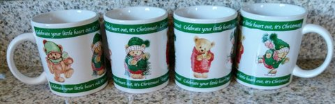 *LAST DAY!* Collectible Christmas Mugs in Alamogordo, New Mexico