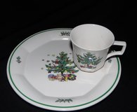 Nikko Christmastime Set 3 Snack Sets in Conroe, Texas