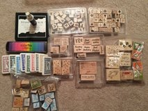 Big Lot of Stampin' Up Stamp Sets and ink in Houston, Texas