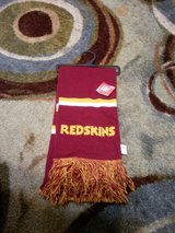 Nwt redskins scarf in Camp Lejeune, North Carolina