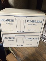 picardie tumblers set of 12 in Valdosta, Georgia
