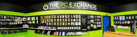 Get Your Phone Fixed at The PC Exchange in Camp Lejeune, North Carolina