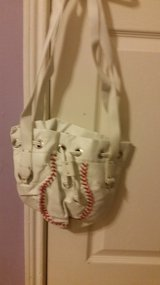 leather baseball purse in Houston, Texas