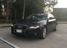 Audi A4, Great Condition! 2009 74k miles in Kingwood, Texas