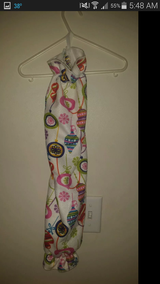 Dish towel grocery bag holder in Los Angeles, California