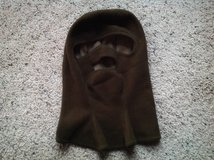 Coyote Fleece Balaclava in Camp Lejeune, North Carolina
