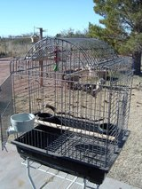 BIRD CAGE W/STAND in Alamogordo, New Mexico