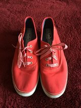Keds Red Women's Size 10 in Fort Riley, Kansas