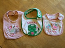 Girls Bibs-3 piece in Lockport, Illinois