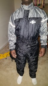 Motorcycle rain suit sz.xl ,new in Fort Benning, Georgia