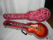 Gibson Les Paul Peace Electric Guitar w/HSC - Harmonuious Sunset in Houston, Texas