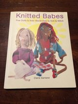 Knitted Babes Knitting Book in Fort Riley, Kansas