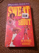 Sweat and Shout NIP Richard Simmons in Spring, Texas